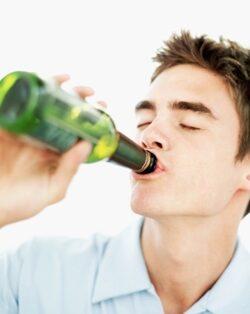 Tini alkoholizmus