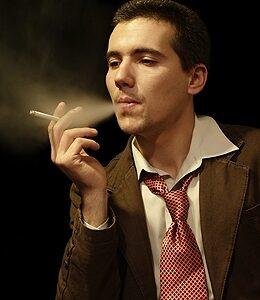 A passzív dohányzás