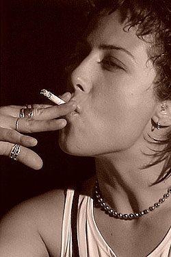 Party-dohányzás