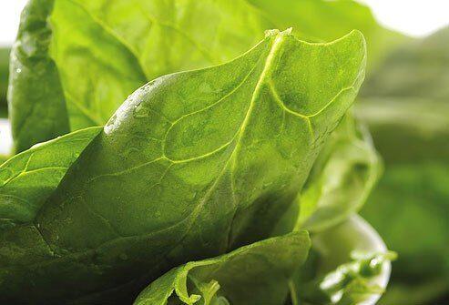 Zöld ételek