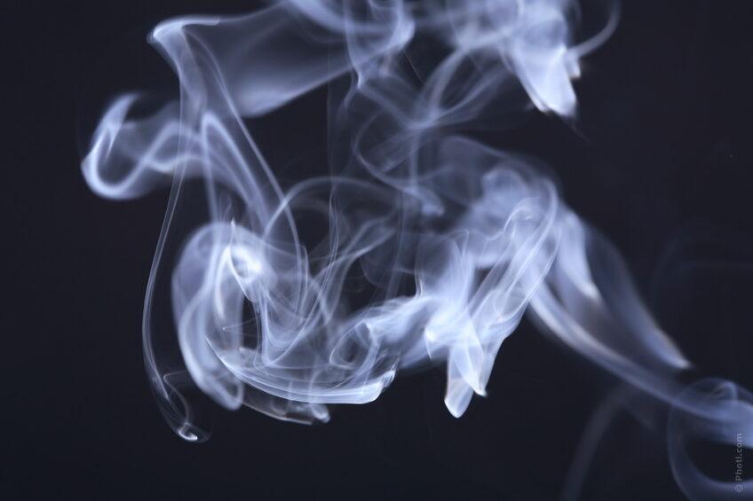 elsősegély a füst elszívásában